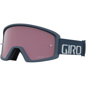 Giro Blok Occhiali Mtb, portaro grey/vivid trail/clear